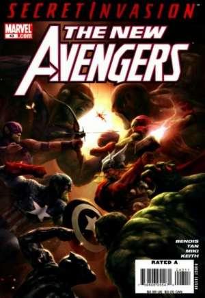 New Avengers (2005-2010)#43