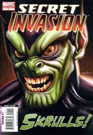 Secret Invasion: Skrulls! (2008)#One-Shot