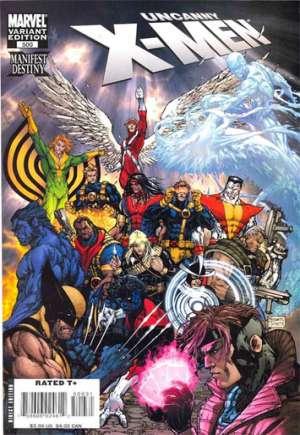 Uncanny X-Men (1963-2011)#500D