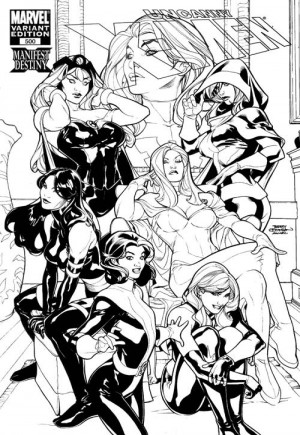 Uncanny X-Men (1963-2011)#500G