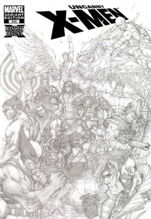 Uncanny X-Men (1963-2011)#500F