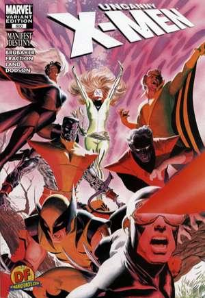 Uncanny X-Men (1963-2011)#500H
