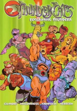 Thundercats (2002-2003)#TP