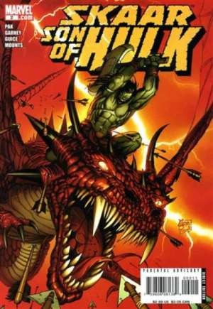 Skaar: Son of Hulk (2008-2009)#2