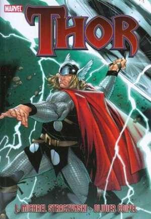 Thor (2007-2011)#TP Vol 1