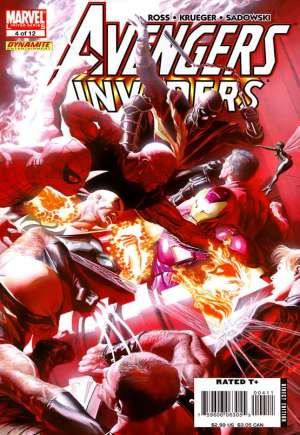 Avengers/Invaders (2008-2009)#4B