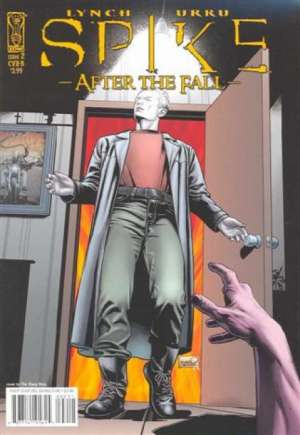 Spike: After the Fall (2008) #2B