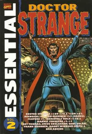 Essential Doctor Strange#TP Vol 2