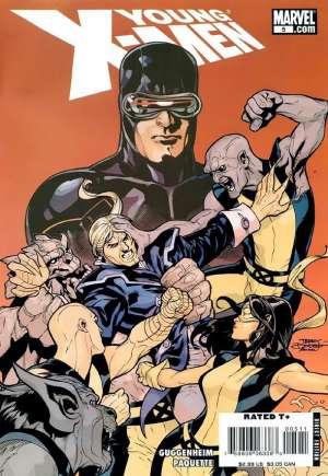 Young X-Men (2008-2009)#5