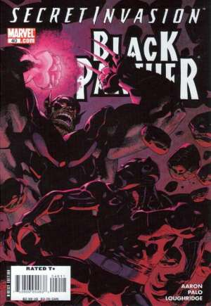 Black Panther (2005-2008)#40A