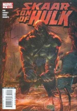 Skaar: Son of Hulk (2008-2009)#3