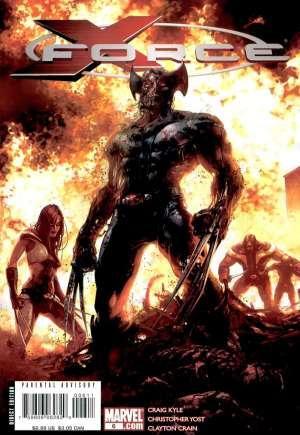 X-Force (2008-2010)#6A