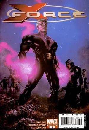 X-Force (2008-2010)#6B