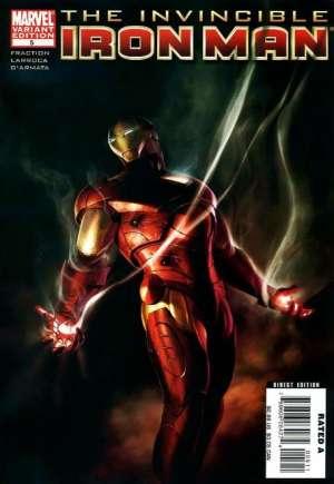 Invincible Iron Man (2008-2012)#5B