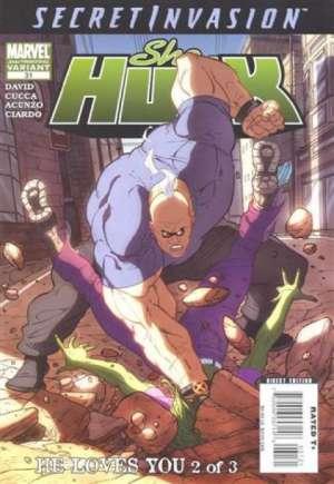 She-Hulk (2005-2009)#31B