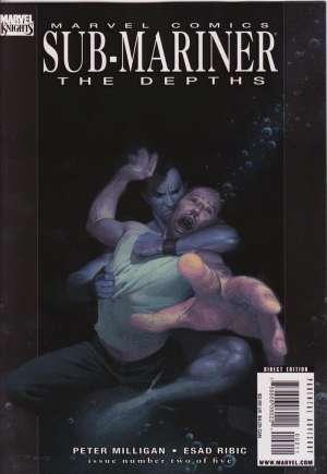 Sub-Mariner: The Depths (2008-2009)#2