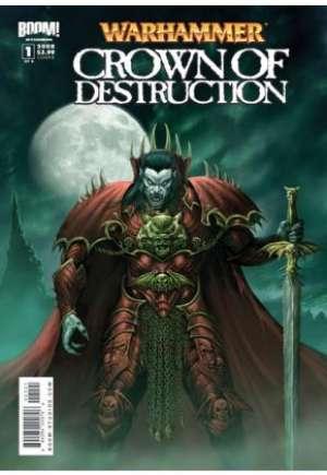 Warhammer: Crown of Destruction#1B