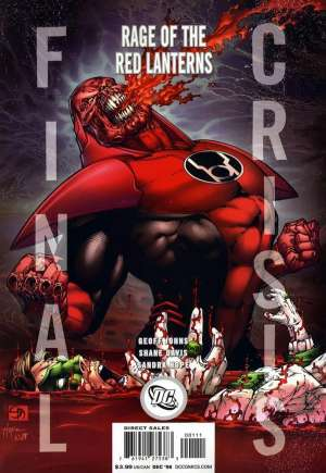 Final Crisis: Rage of the Red Lanterns#One-Shot A