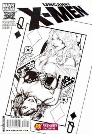 Uncanny X-Men (1963-2011)#503C