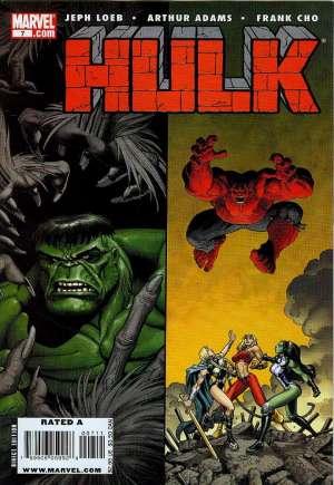 Hulk (2008-2012)#7A