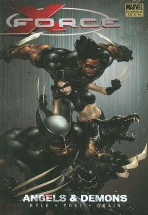 X-Force (2008-2010)#HC Vol 1A