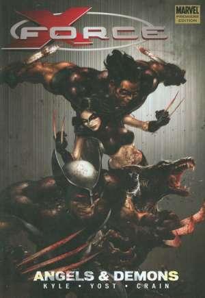 X-Force (2008-2010)#HC Vol 1B