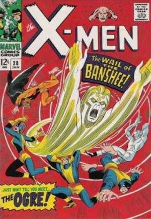 Uncanny X-Men (1963-2011)#28C