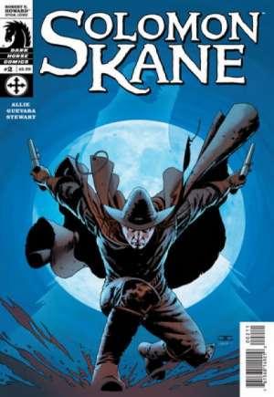 Solomon Kane (2008-2009)#2