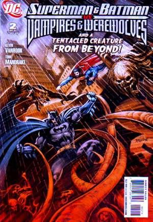 Superman and Batman vs. Vampires and Werewolves#2
