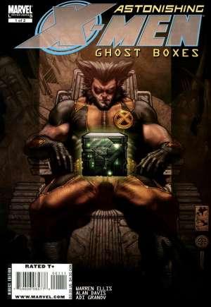 Astonishing X-Men: Ghost Boxes (2008-2009)#1
