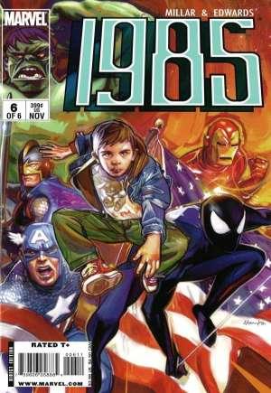 Marvel 1985 (2008)#6