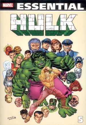 Essential Hulk (2002-Present) #TP Vol 5
