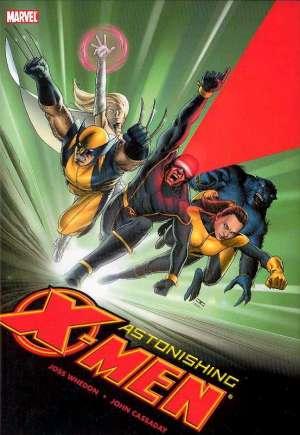 Astonishing X-Men (2004-2013)#HC Vol 1A