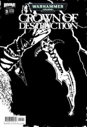 Warhammer: Crown of Destruction#2B
