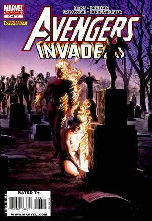 Avengers/Invaders (2008-2009)#6A