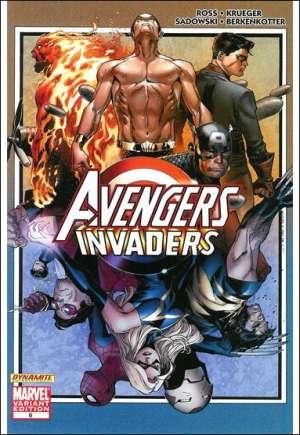 Avengers/Invaders (2008-2009)#6B