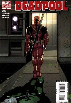 Deadpool (2008-2012)#3C