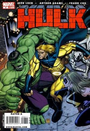 Hulk (2008-2012)#8A