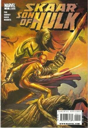 Skaar: Son of Hulk (2008-2009)#5