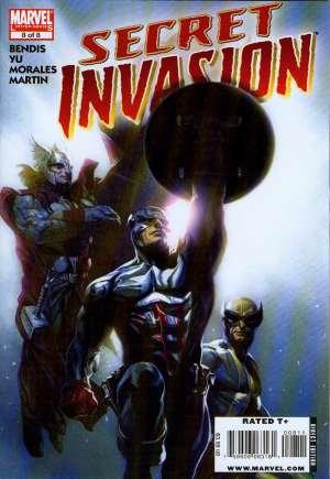 Secret Invasion (2008-2009)#8A