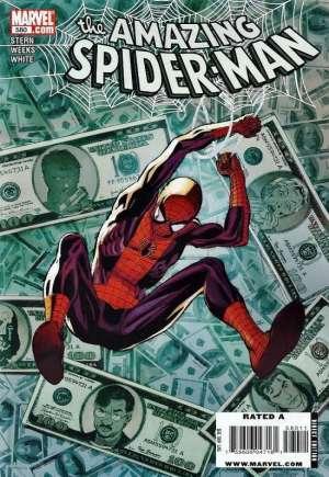 Amazing Spider-Man (1999-2014)#580