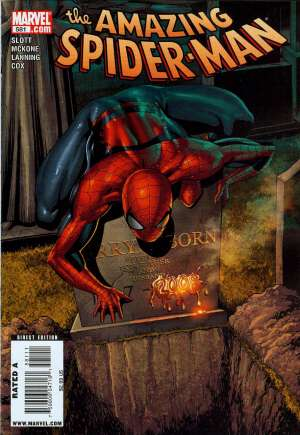 Amazing Spider-Man (1999-2014)#581A