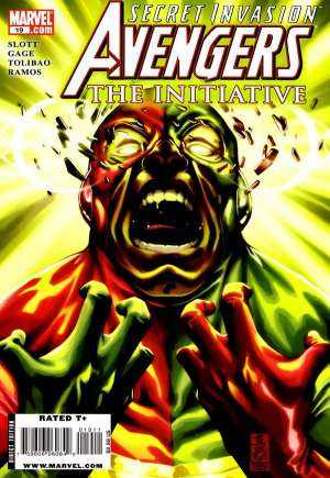 Avengers: The Initiative (2007-2010)#19