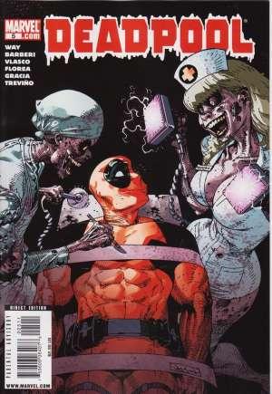 Deadpool (2008-2012)#5