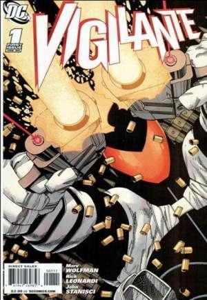 Vigilante (2009-2010)#1A