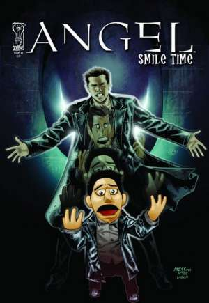 Angel: Smile Time (2008-2009) #1A