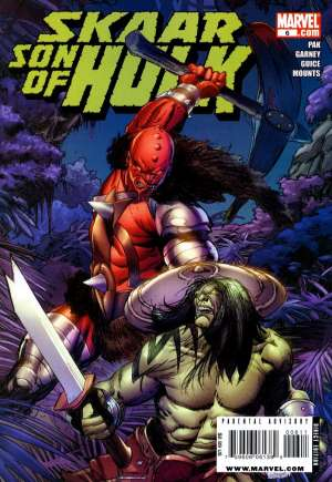 Skaar: Son of Hulk (2008-2009) #6A