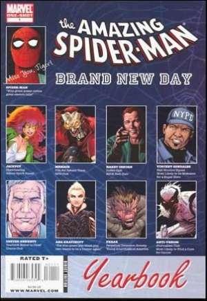 Spider-Man: Brand New Day Yearbook (2009)#One-Shot