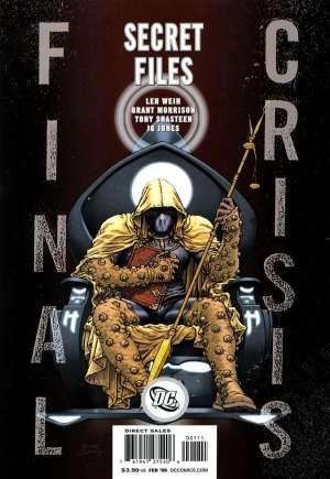 Final Crisis Secret Files#One-Shot A
