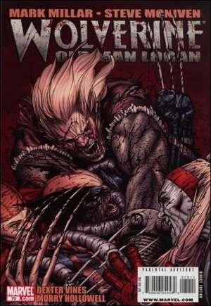 Wolverine (2003-2009)#70A